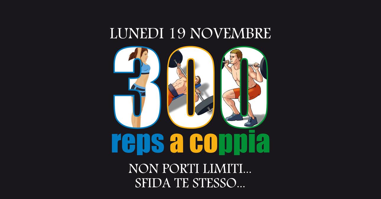 REPS A COPPIA: Lun 19 Novembre