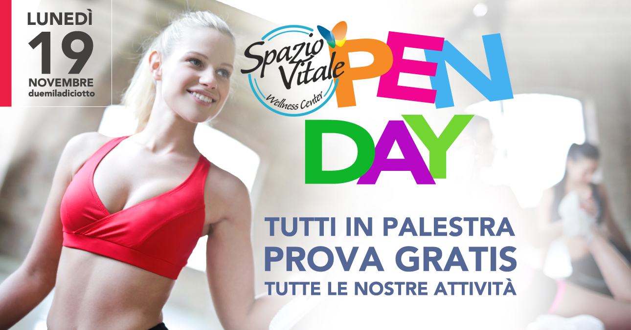 OPEN DAY – PROVA GRATIS!
