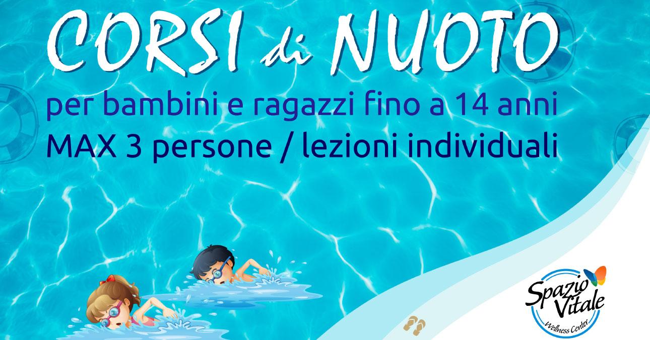 Corsi Nuoto Bambini & Ragazzi